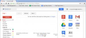 Google toolbar changes